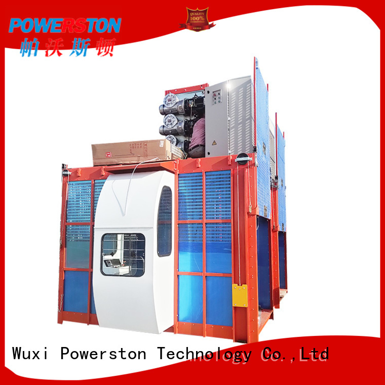 Powerston electric small electric hoist factory for high-rise building