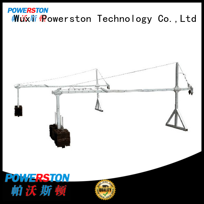 Powerston wholesale swing stage work manufacturers for construction inspection and maintenance