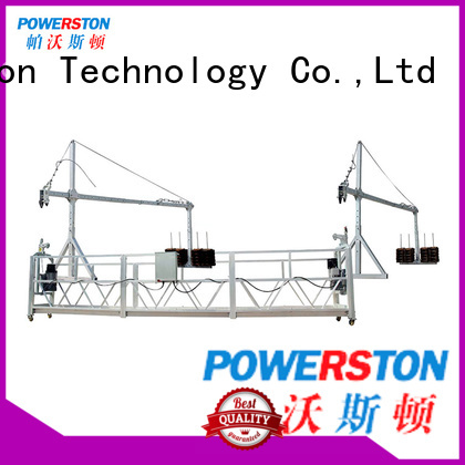 Powerston wholesale swing staging inc for bridge construction
