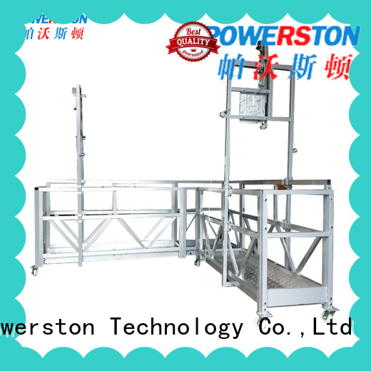 Powerston best hang on scaffold supply for high-rise building