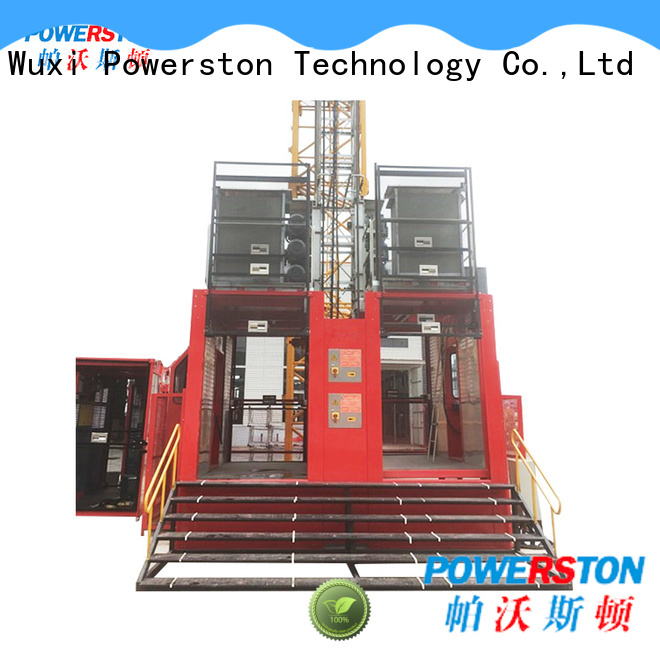 Powerston high-quality hoist parts company for window cleaning