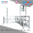 high-quality sky climber jobs electric for construction inspection and maintenance