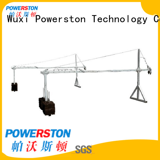 Powerston latest swing stage for sale company for construction inspection and maintenance