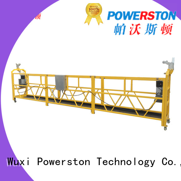 temporary platform hanging factory for high-rise building