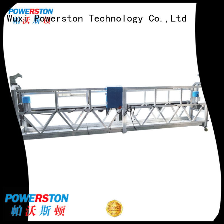 Powerston latest sky lift suspension company for high-rise building