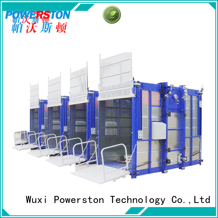 Powerston custom construction mini lift price suppliers for construction inspection and maintenance