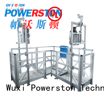 Powerston wholesale blade platforms supply for construction inspection and maintenance