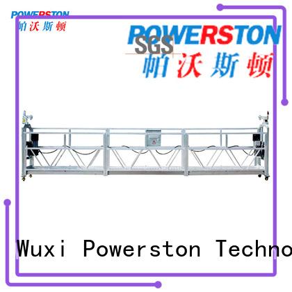 Powerston parapet scaffolding stage platform for business for bridge construction