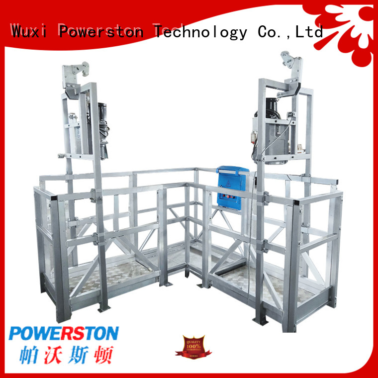 Powerston best equipment platform for business for high-rise building