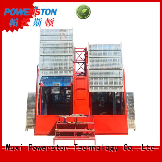Powerston high-quality cheap electric hoist manufacturers for bridge construction