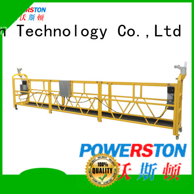 Powerston scaffolding climber and swing manufacturers for bridge construction