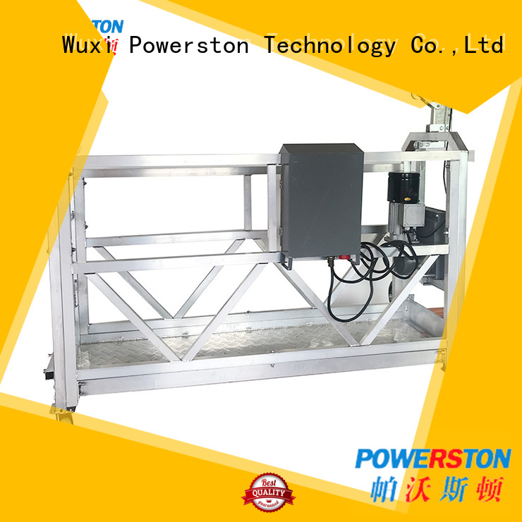 Powerston top factory for construction inspection and maintenance