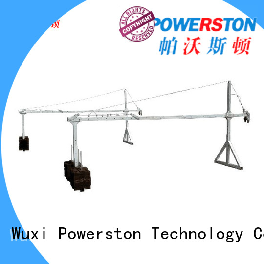 Powerston suspended scaffolding definition company for chimney construction
