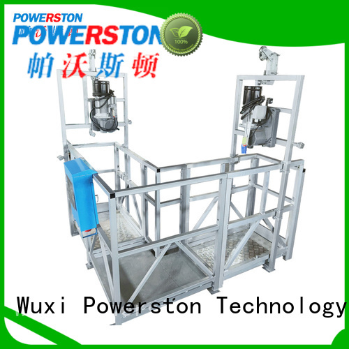 Powerston alloy building hoist manufacturers for bridge construction
