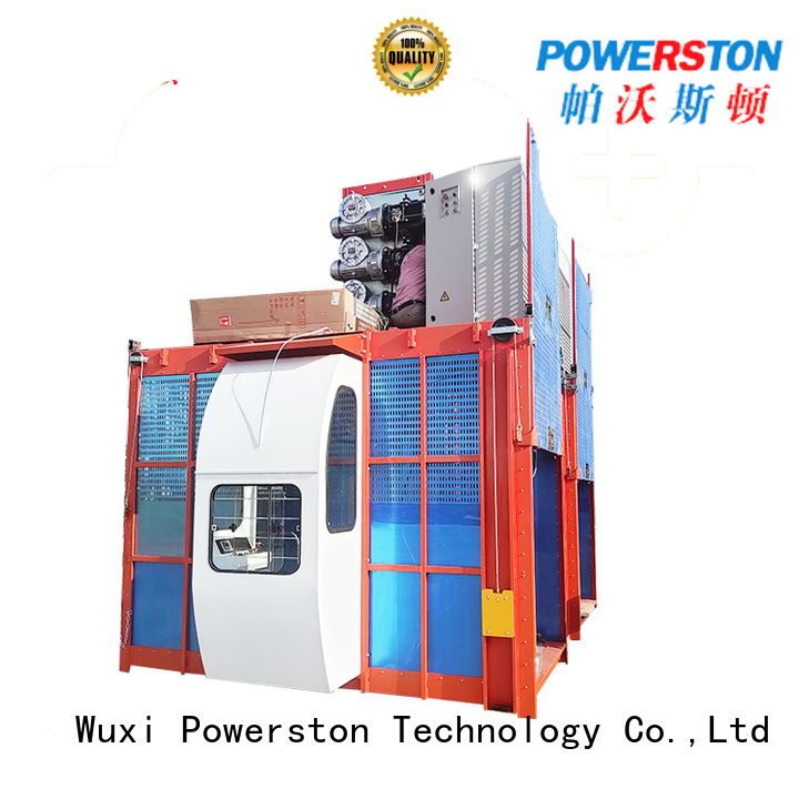wholesale rack & pinion hoist rise manufacturers for window cleaning