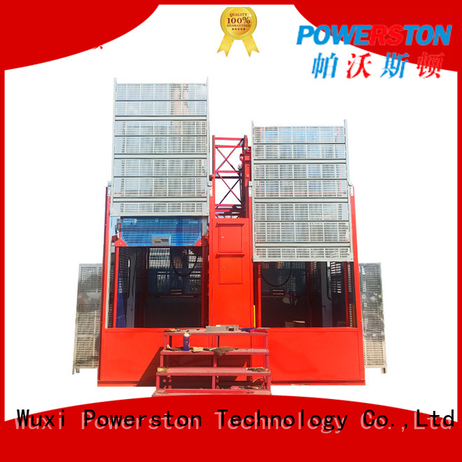 Powerston material harrington hoist suppliers for bridge construction