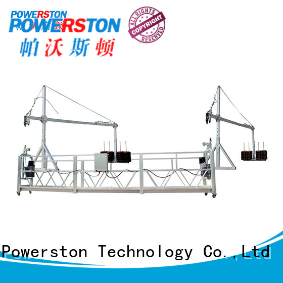 Powerston scaffold blue sky scaffolding factory for construction inspection and maintenance