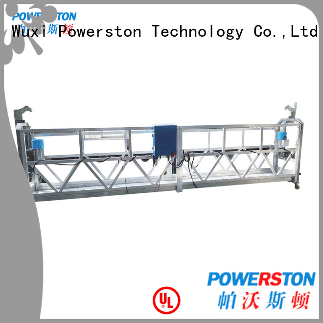 best working platform regulations working company for high-rise building