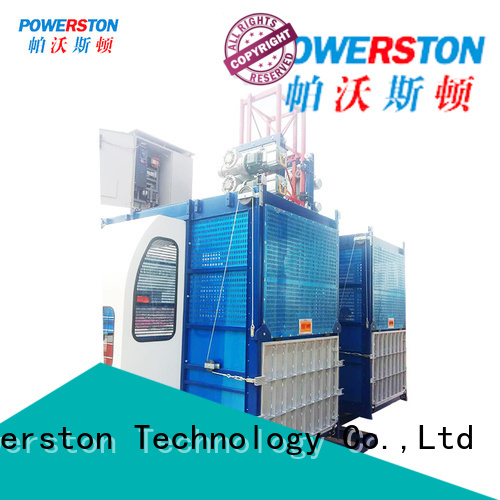 Powerston top hoisting equipment in construction factory for bridge construction