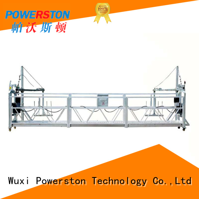 Powerston maintenance scissor lift company for construction inspection and maintenance