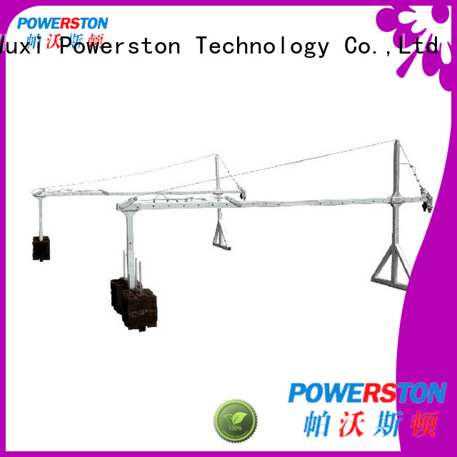 Powerston galvanized cradle platform factory for high-rise building