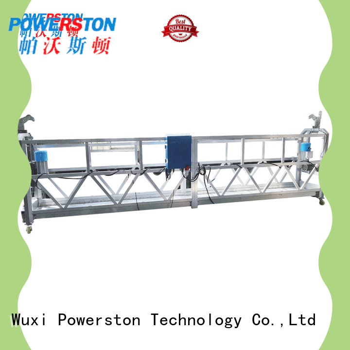 Powerston high-quality scaffold basket supply for window cleaning