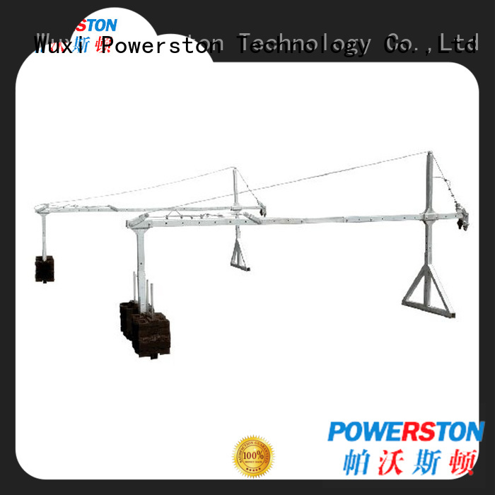 top suspended working platform regulation parapet suppliers for window cleaning