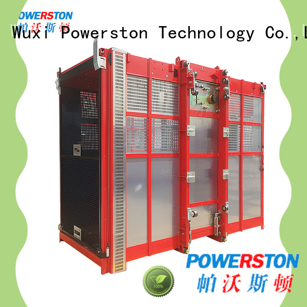 Powerston latest wire rope hoist manual company for bridge construction