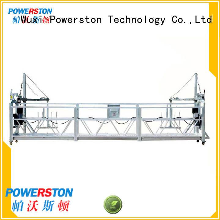 Powerston high-quality scaffold uprights manufacturers for chimney construction