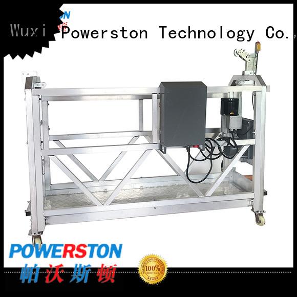 Powerston maintenance elevate platform for construction inspection and maintenance