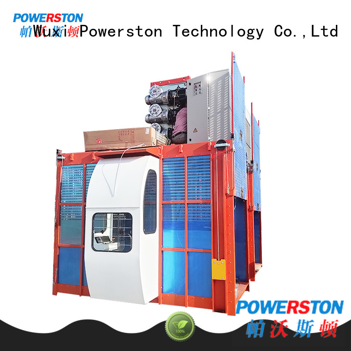 Powerston double ceiling hoist suppliers for window cleaning