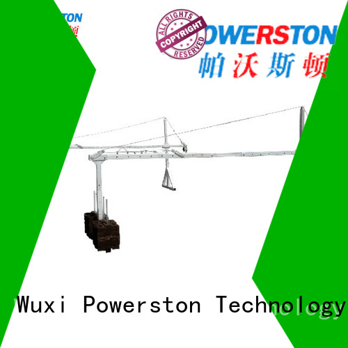 Powerston new swing stage platform for bridge construction