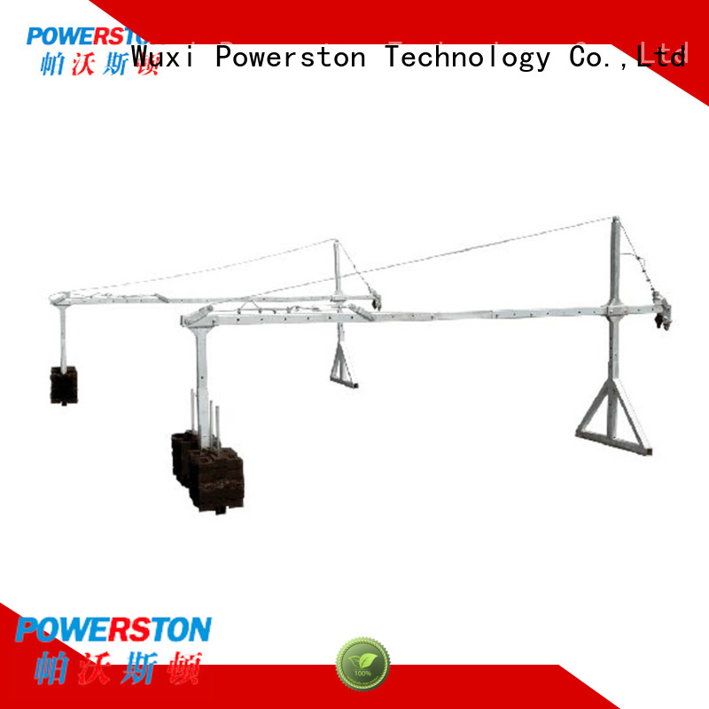 Powerston clamps suspended access cradles company for bridge construction