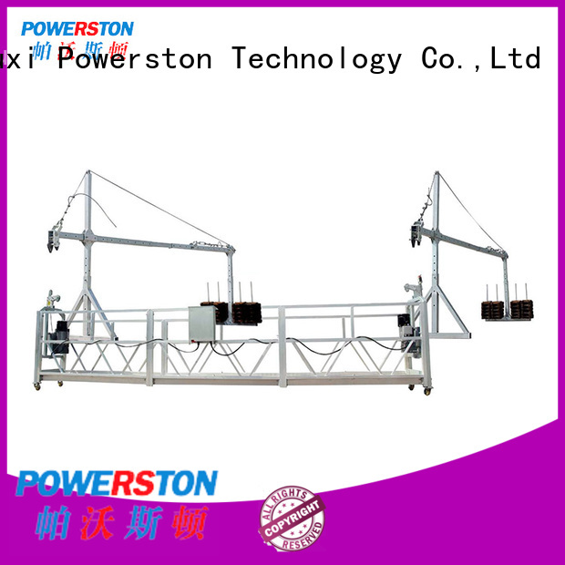 Powerston high-quality scaffolding for sale suppliers for chimney construction