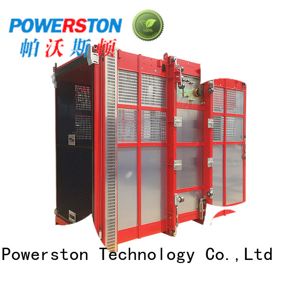 Powerston high-quality electric hoist working factory for high-rise building