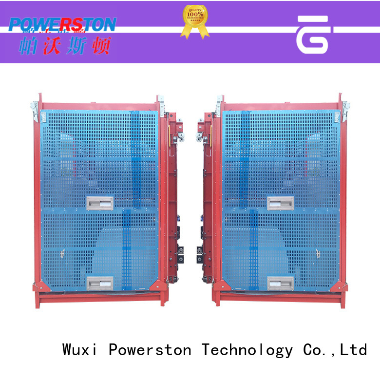 Powerston new what is a manlift suppliers for high-rise building