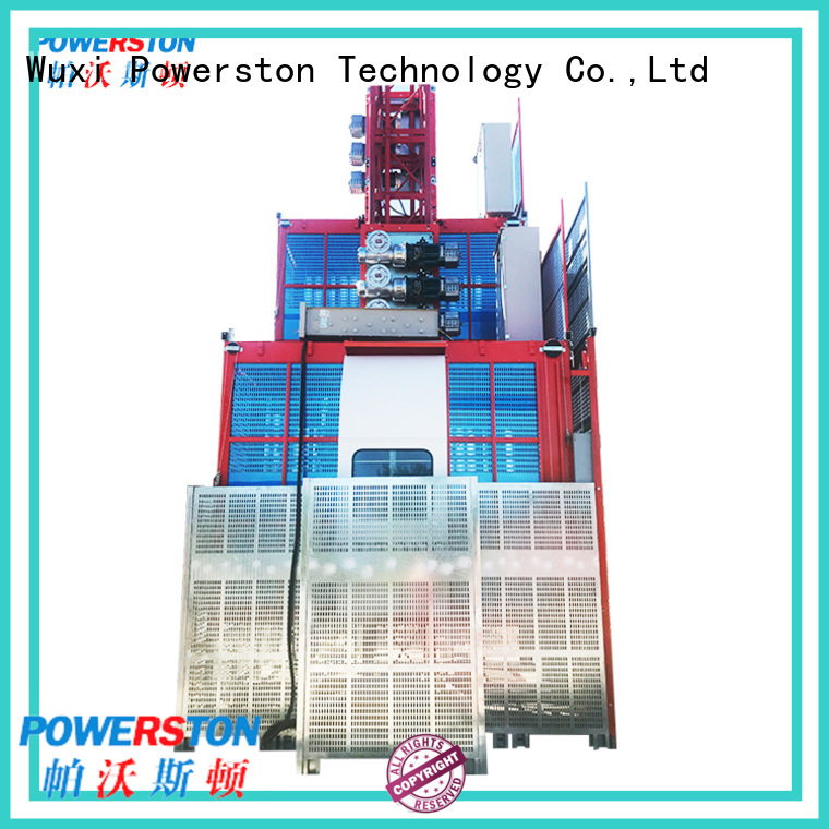 Powerston top genie one man lift supply for construction inspection and maintenance