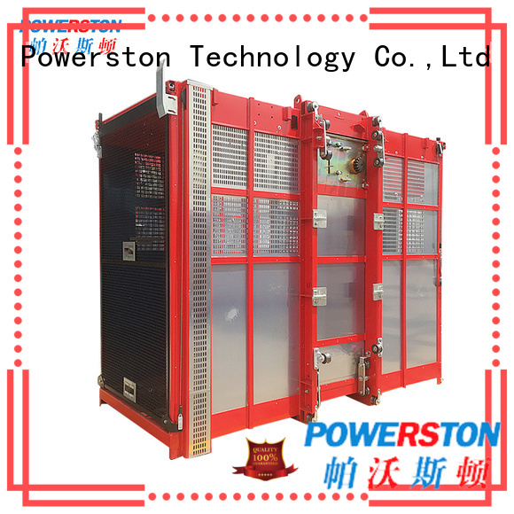 Powerston top elevator constructors for business for high-rise building