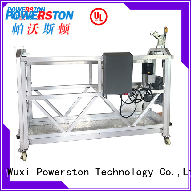 Powerston high-quality swing stage equipment for sale company for bridge construction