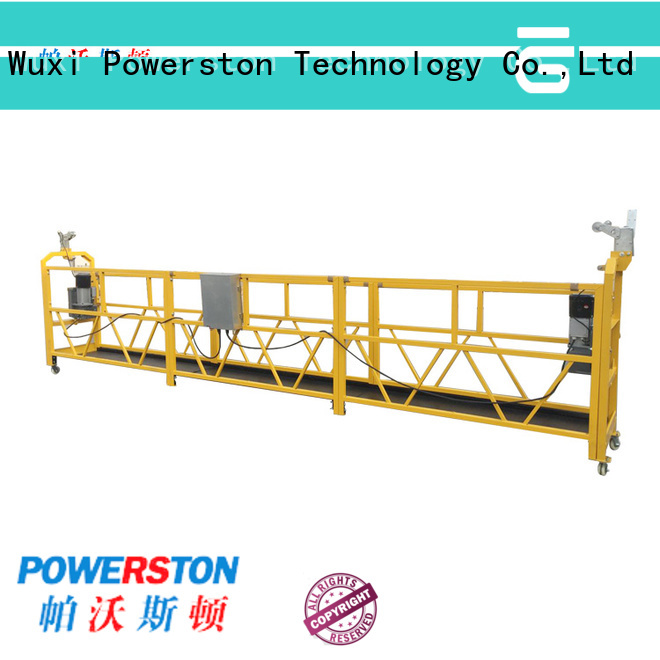 Powerston latest high work platform supply for high-rise building