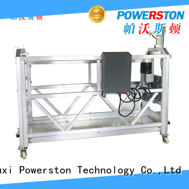 Powerston custom what is cantilever scaffolding company for construction inspection and maintenance