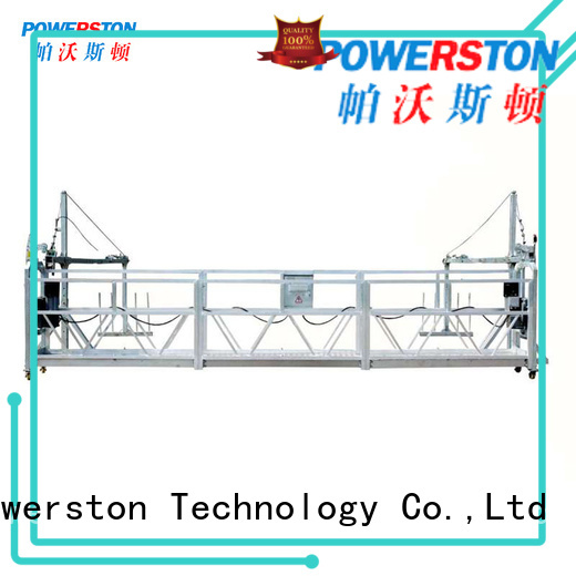 Powerston high-quality access platform factory for high-rise building